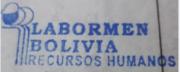 Labormen Bolivia